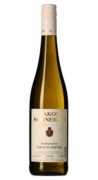 Riesling Trocken, Grauschiefer - Tysk hvidvin