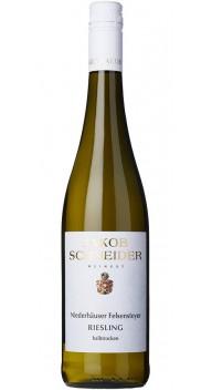 Niederhäuser Felsensteyer Riesling halbtrocken - Tysk vin