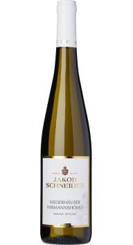 Riesling Spätlese, Niederhäuser Hermannshöhle - Tysk hvidvin