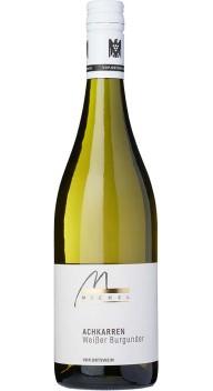 Weisser Burgunder, Achkarren - Tysk hvidvin