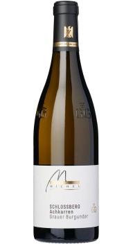Grauer Burgunder, Schlossberg GG - Nye vine