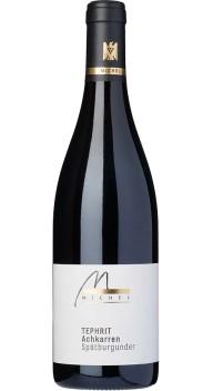 Spätburgunder, Tephrit Achkarren - Tysk rødvin