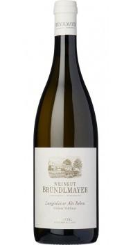 Grüner Veltliner, Alte Reben - Østrigsk vin