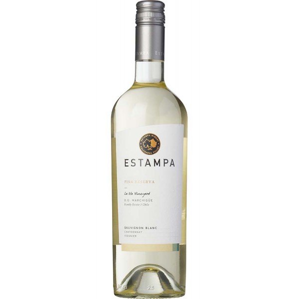 Estampa Fina Reserva Sauvignon Blanc 2017