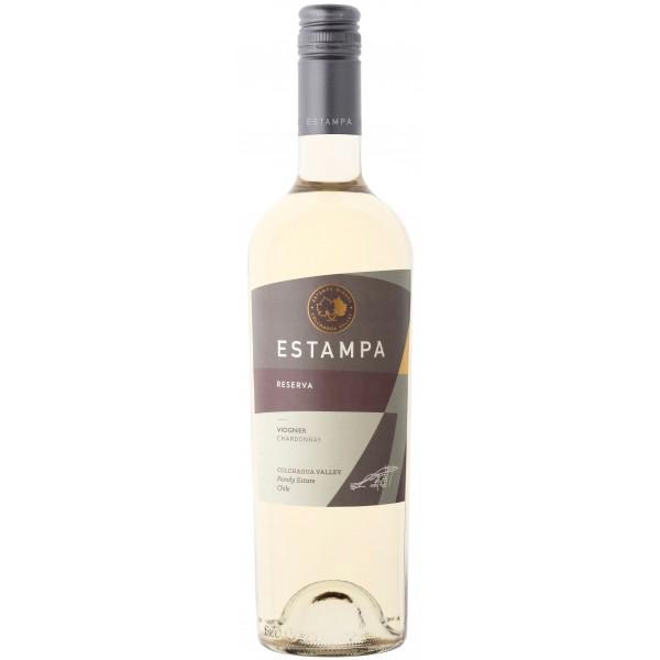 Estampa Reserva Viognier Chardonnay 2019