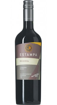 Estampa Reserva Carménère Malbec - Tilbud rødvin