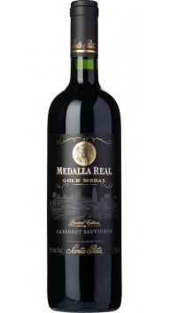 Santa Rita Medalla Real Gold Medal - Chilensk vin