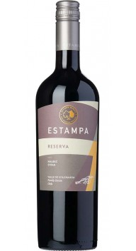 Estampa Reserva Malbec Syrah - Chilensk rødvin