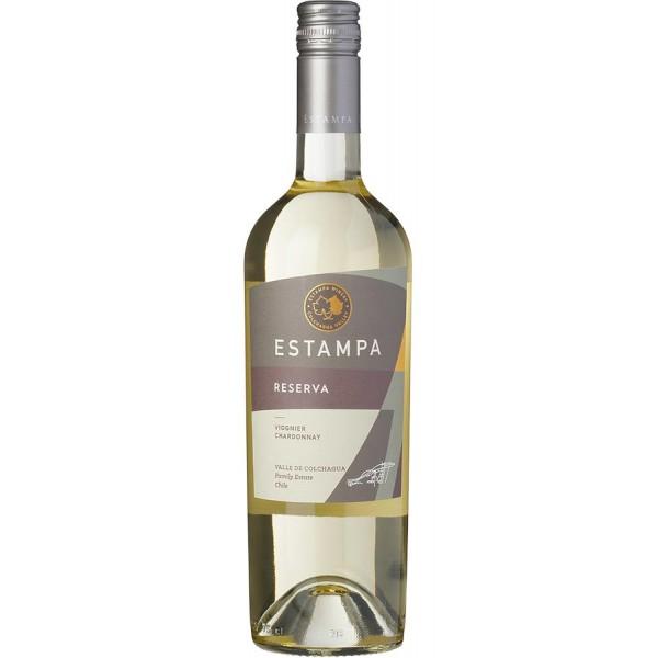 Estampa Reserva Viognier Chardonnay 2020