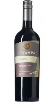 Estampa Reserva Cabernet Sauvignon - Chilensk rødvin