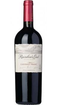 Rainbow's End Cabernet Franc Ltd. Release - Sydafrikansk vin