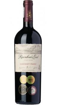 Rainbow's End Cabernet Franc - Sydafrikansk vin