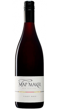 Map Maker Pinot Noir - New Zealandsk vin