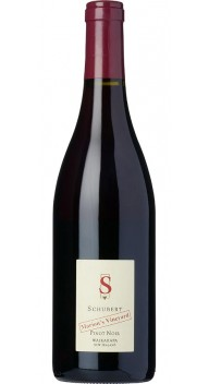Schubert Pinot Noir Marions Vineyard - New Zealandsk vin