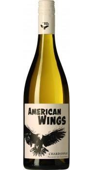 American Wings Chardonnay Memphis Mansion