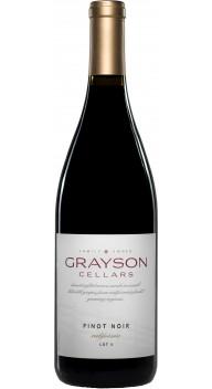 Grayson Cellars Pinot Noir - Amerikansk vin