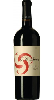 G & C Lurton Sonoma County Red Wine - Amerikansk rødvin