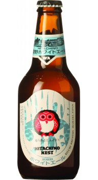 Hitachino White Ale - Hvedeøl