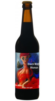 Hornbeer Black Magic Woman Imperial Stout - Stout