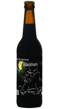 Hornbeer The Fundamental Blackhorn Imperial Stout - Stout