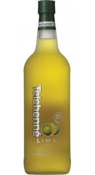 Teichenné sirup Lime - Drinkstilbehør