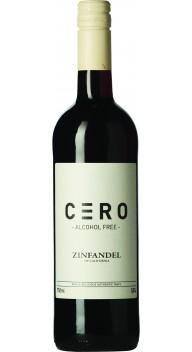 CERO Zinfandel (alkoholfri) - Amerikansk vin