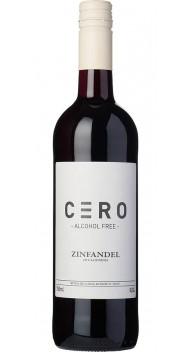 CERO Zinfandel (alkoholfri) - Zinfandel vin