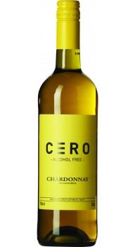 CERO Chardonnay (alkoholfri) - Amerikansk vin