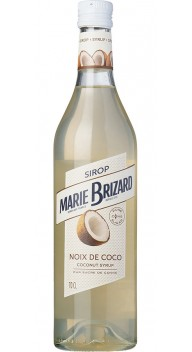 Sirup Coconut - Drinkstilbehør