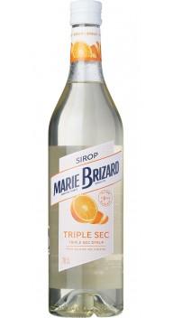 Sirup Triple Sec - Drinkstilbehør