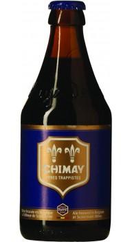 Chimay Blue - Belgisk Inspireret