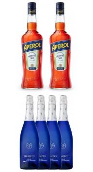 Aperol-kassen - Smagekasser / prøvekasser