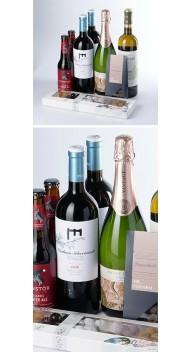 En festlig hilsen 2019 - Vingaver med god vin og lækkert tilbehør