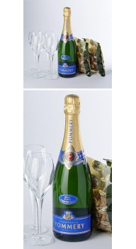 Champagnekassen - Vingaver med god vin og lækkert tilbehør