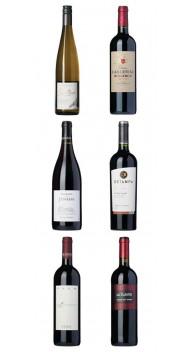 De gamle trofaste vine - Smagekasser / prøvekasser