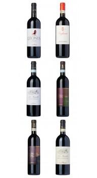 Sangiovese-kassen Vol. 2 - Sangiovese vin