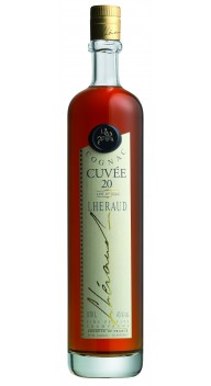 Lhéraud Cognac Cuvée 20 år - Cognac & Brandy