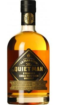 The Quiet Man 8 year Old Single Malt Irish Whiskey in tube - Whisky