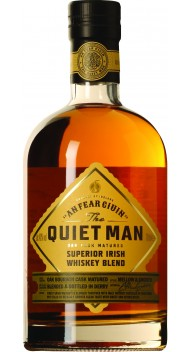 The Quiet Man Blended Irish Whiskey - Whisky