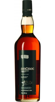AnCnoc 24 Years Old Single Highland Malt - Whisky & Scotch