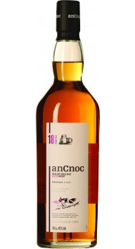 AnCnoc 18 Years Old Single Highland Malt - Whisky & Scotch
