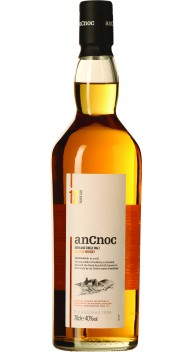 AnCnoc 12 Years Old Single Highland Malt - Whisky & Scotch