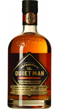 The Quiet Man 12 year old Single Malt Sherry Finish - Whisky