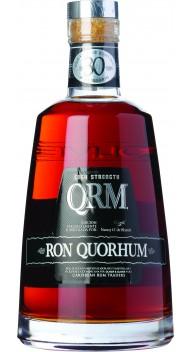 Quorhum 30 Anivers. Cask Strenght - Rom