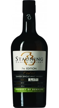 Stauning Peated 7'th edition Maj 2018 - Whisky