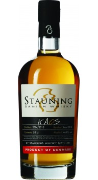 Stauning Kaos Juni 2018 - Whisky