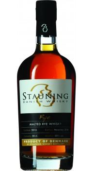 Stauning Rye November 2018 - Whisky