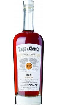 Bapt & Clems Rum Trad. 8 years - Rom