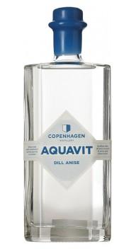 Copenhagen Distillery Dill Anise Aquavit - Snaps & Brændevin