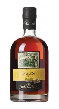 Rum Nation Jamaica 5 år Pot Still Sherry Finish - Rom